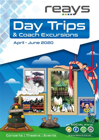 April - Jun 2020 Day Excursions