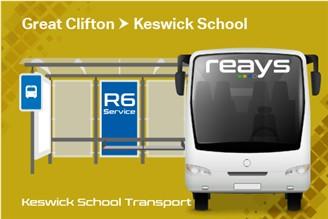 R6 timetable