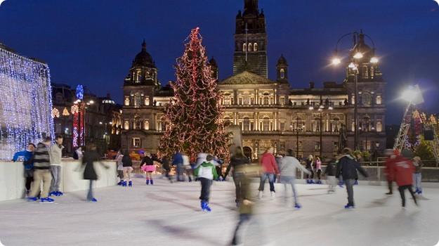 Glasgow Christmas