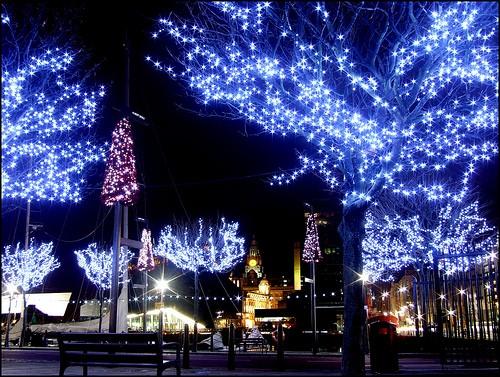 Liverpool At Christmas