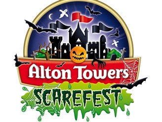Alton Towers Scare Fest