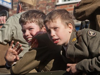 Children In Wartime