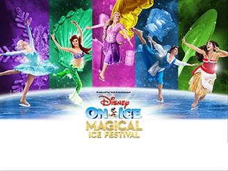 Disney Magical Ice Festival