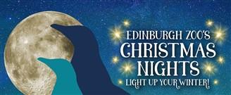 Edinburgh Zoo Christmas Night