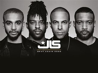 JLS Beat Again 2020 Tour