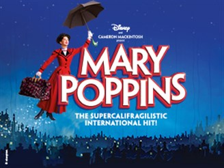 Mary Poppins in London