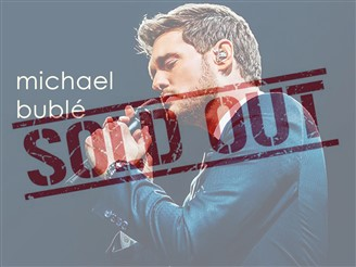 Michael Buble Live in concert