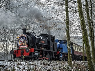 The Santa Express