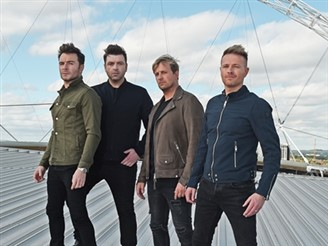 Westlife At Wembley