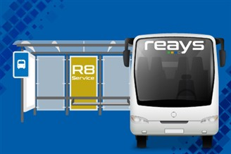 Reays Private School Transport Route R8